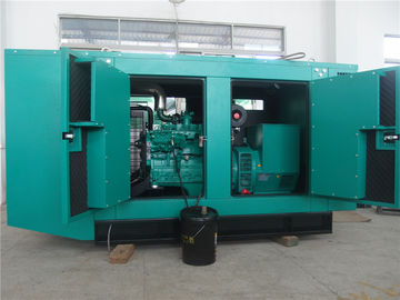 China stiller Stromgenerator 250kva 200kw, Isolierungs-Grad Cumminss industrieller Generator-H fournisseur