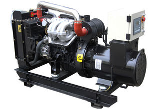 China gasbetriebener Generator 12kw 24v, Cummins-Generator-Satz 3 Phasen 4 zeichnet fournisseur